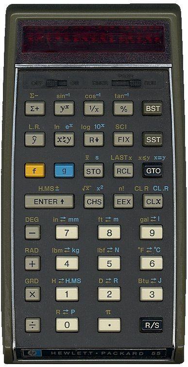 HP 55