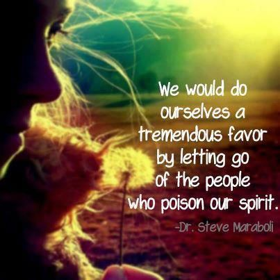 We would do ourselves a tremendous favor by letting go of the people... | Steve Maraboli Picture Quotes | Quoteswave