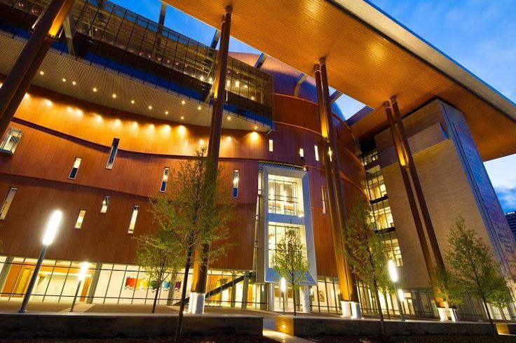 Music City Convention Center - Nashville, Tennessee on RueBaRue