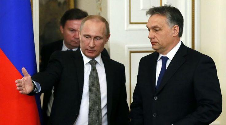Hongrie : une nouvelle carte à jouer pour Poutine Débat diffusé sur Luxe Radio le mardi 22 avril 2014