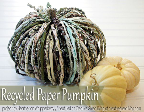 26 Recycled Fall Crafts A Little Craft In Your Day