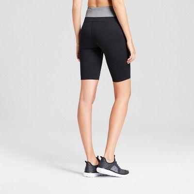 Women's Advanced Performance Bike Shorts - C9 Champion Black Xxl