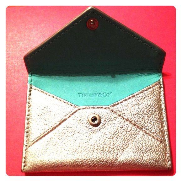 Tiffany Und Co Business Card Holder Preis In Verbindung Mit