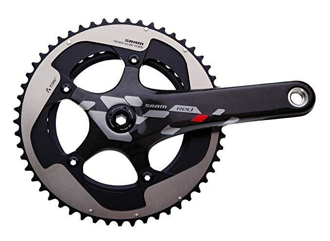 Cyclisme SRAM S950 BB30 170mm 50-34T Compact Crankset by SRAM