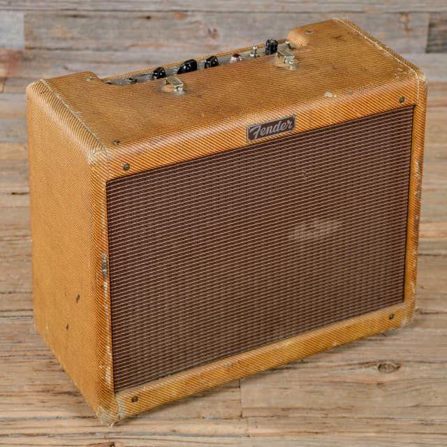 Fender Deluxe 5E3 Tweed 1955