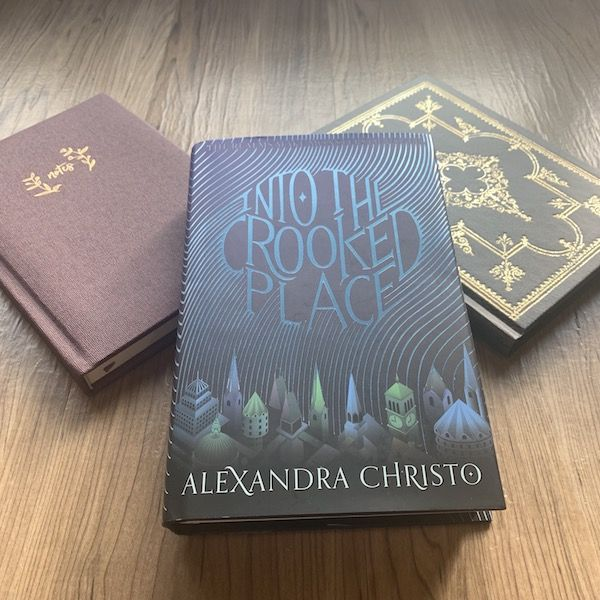 We Re Hanging With Our Book Date Into The Crooked Place By Alexandra Christo In This Dark Gritty Fantasy Four Outsider Facebook Sign Up The Outsiders Books