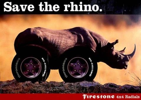 Firestone Rhino Ad
