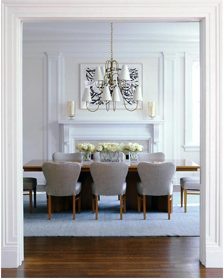 Colonial Dining Room: ~Interior Design / Renovation Of 1903 Colonial Home In New
