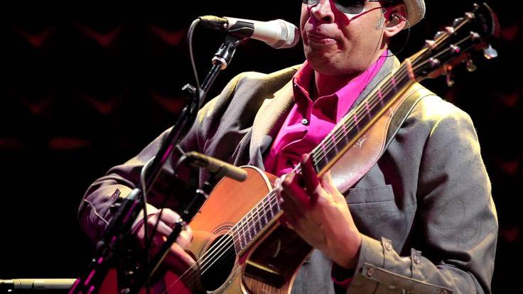 Raul Midón - Sunshine @ Joe's Pub NYC
