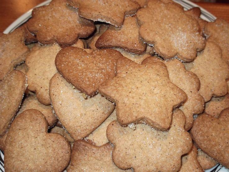 Μπισκότα κανέλας | Olga'scuisine.gr