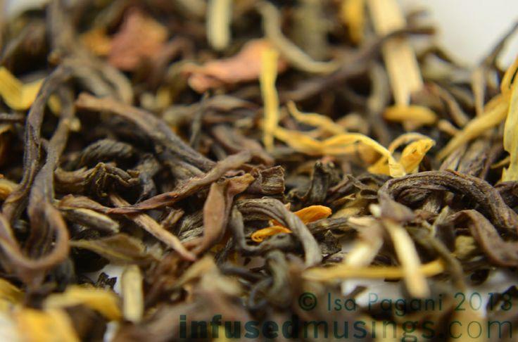 Spices & Tease - White Raspberry Grapefruit Review & Photos
