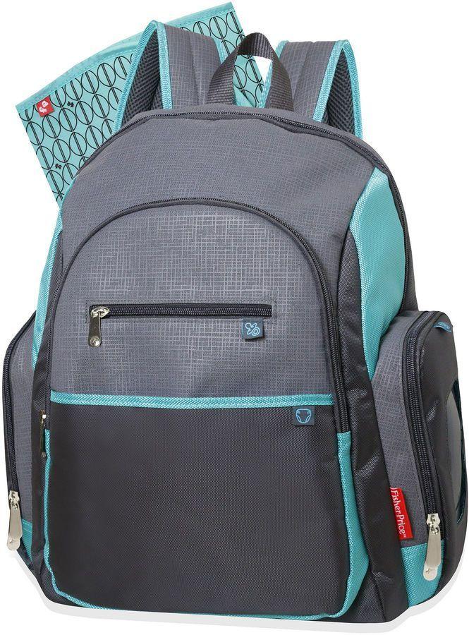 a2a7b947722 Fisher-Price Fast Finder Diaper Bag Diaper Bag Backpack