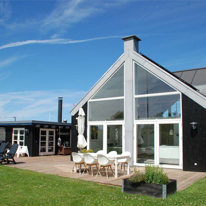 Torreso vakantiehuis, Funen Denemarken, 50m van strand