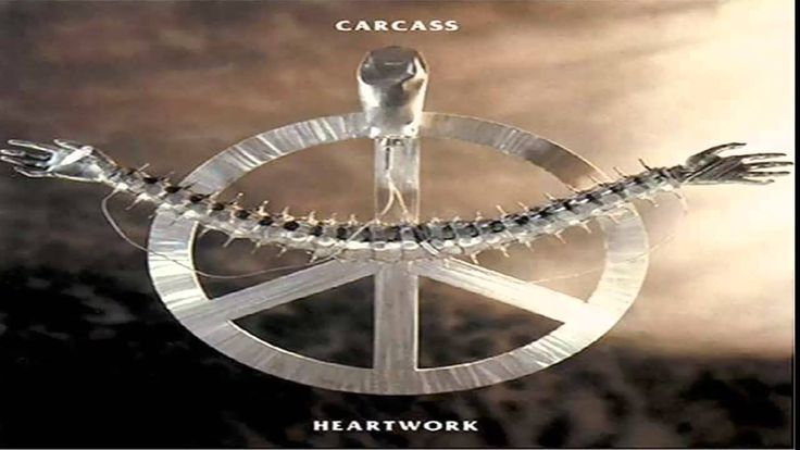 CARCASS - Heartwork ◾ (album 1993, UK melodic death metal)