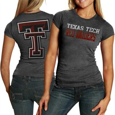 Ladies, your Red Raiders pride will register loud and clear when you sport this crazy-soft Literality tee from My U.Liter Heather, Liter Tees, Lady Charcoal, Fully Dresses, Registered Loud, Heather T Shirts, Crazyness Soft Liter, Raiders, Charcoal Liter