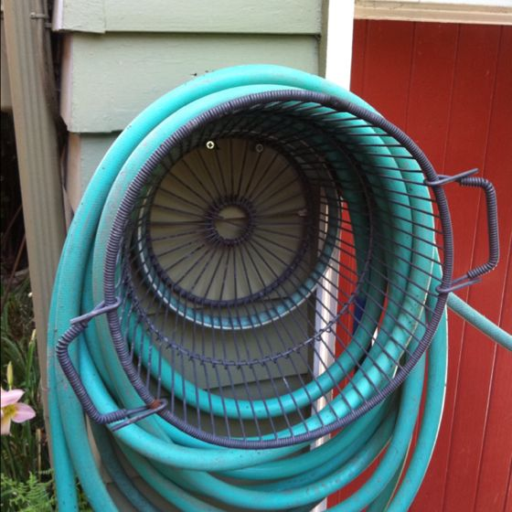 hose bib diy via lorene edwards forkner whose new book handmade garden projects comes out november
