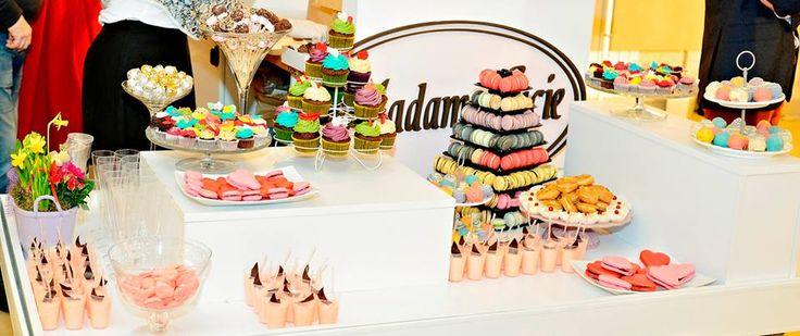 Macarons Madame Lucie Sf Valentin event. #macarons #madamelucie