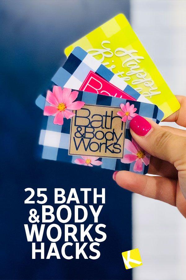 23 Bath Body Works Sale Hacks That Ll Blow Your Mind Bath