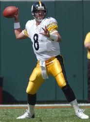 Tommy Maddox, Pittsburgh Steelers QB from 2001-2005. Won Comeback Player of the Year after the conclusion of the 2002-03 NFL Season.