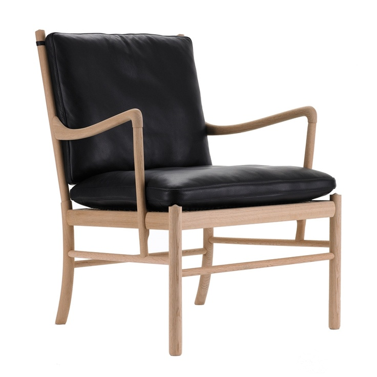 OW149 Colonial Chair Fåtölj | Carl Hansen & Son Ek tvål