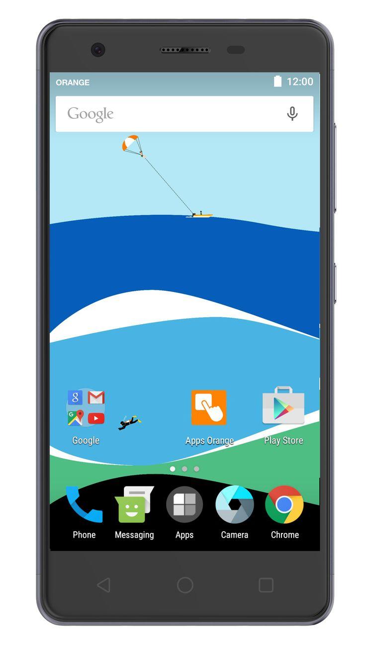 Orange Neva 80, le smartphone dédié à la VoLTE coûtera moins de 200 euros - http://www.frandroid.com/marques/zte/344454_orange-neva-80-volte  #Smartphones, #Telecom, #ZTE