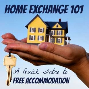 Home Exchange 101 : A Five-Minute Intro to Free Accommodation. With safety tips to screen potential home swapping partners! http://www.nomadwallet.com/home-exchange-101-five-minute-introduction/