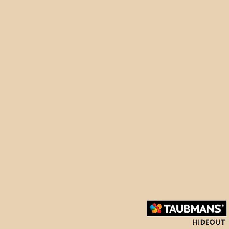 #Taubmanscolour #hideout