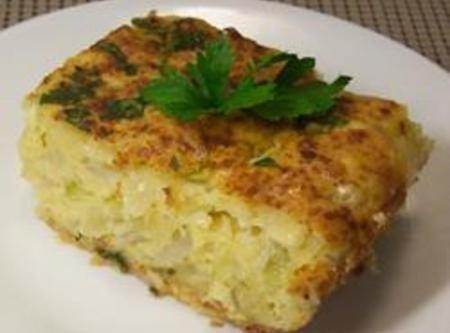 Zucchini Souffle Recipe