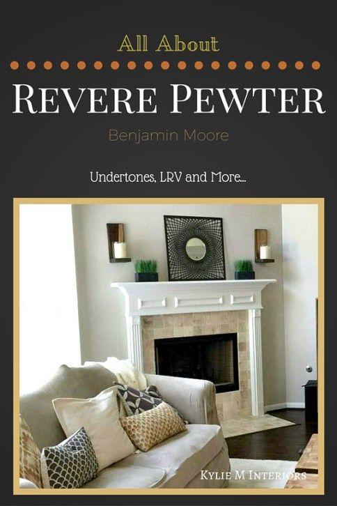 50 best images about benjamin moore revere pewter on. Black Bedroom Furniture Sets. Home Design Ideas