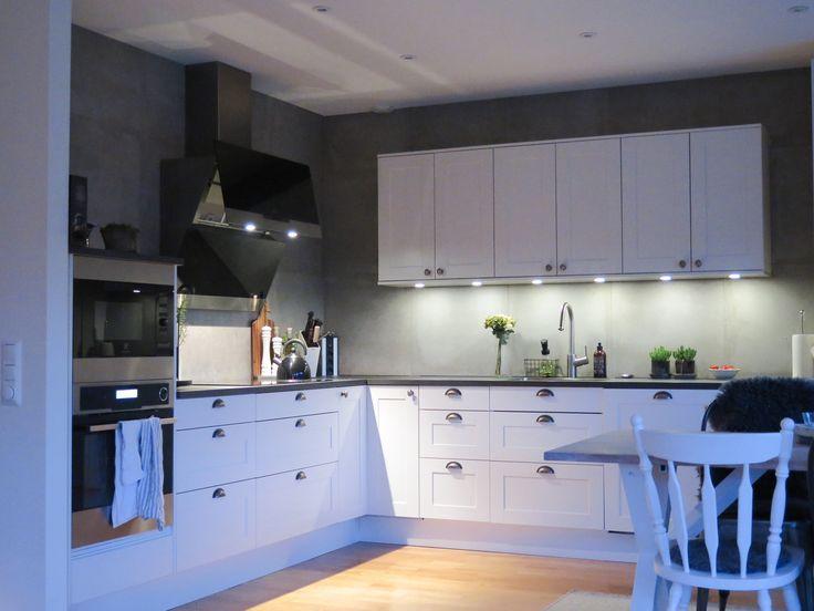 Home - my kitchen, sentens, electroluxhome, franke, electrolux, white kitchen.