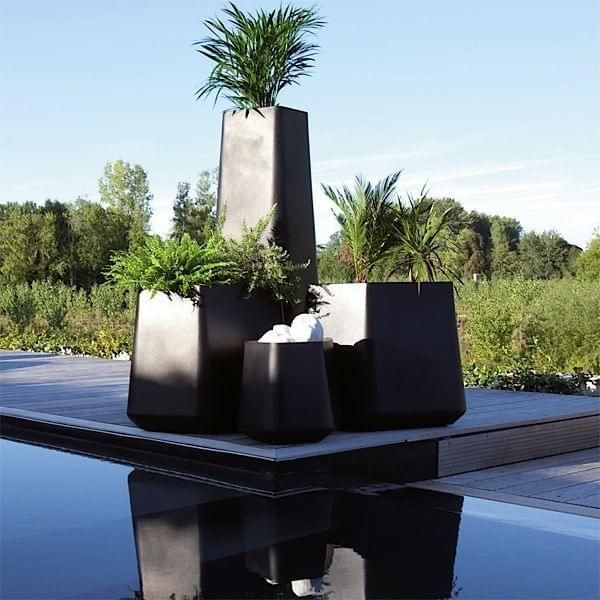 The modular Vase ROCK GARDEN: 3 sizes, 13 colors, many compositions possibilities! - deco and design, QUI EST PAUL