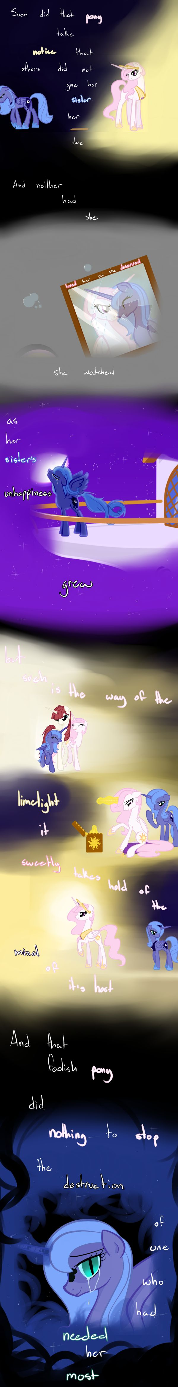 Lullaby for a Princess part 2 by RussianKolz.deviantart.com on @deviantART
