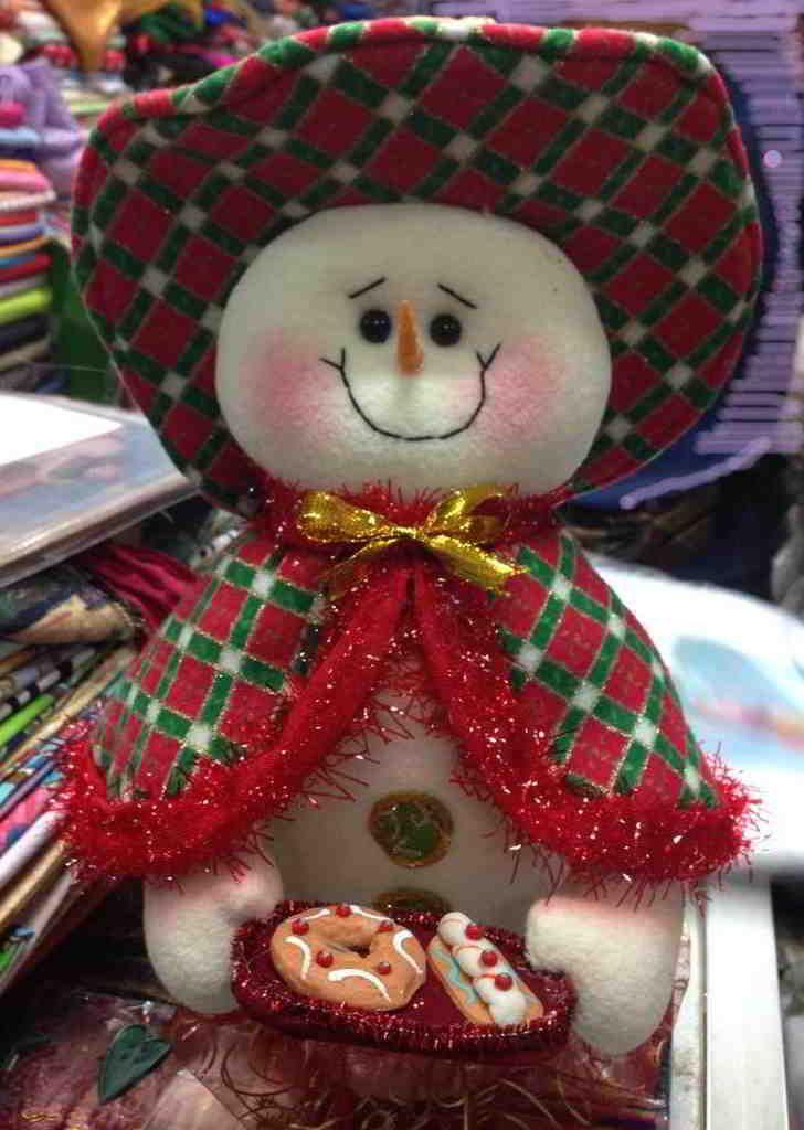 93 best navidad images on pinterest christmas ornaments - Munecos de navidad ...