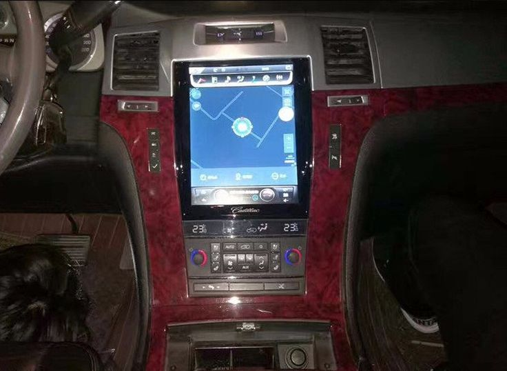 8 Best Android Radio For Cadillac Vehicles Images On