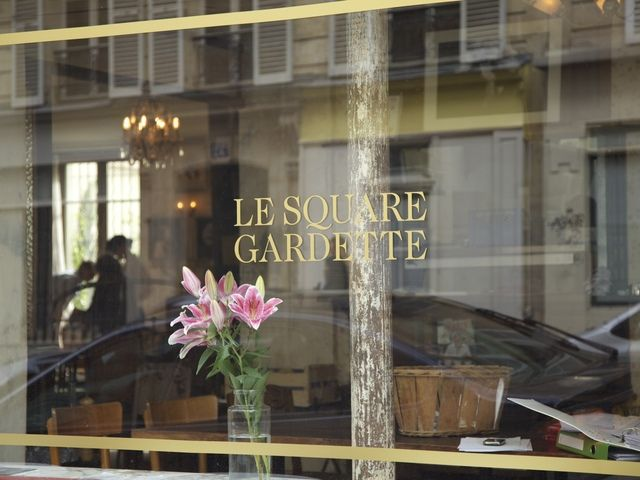 Le Square Gardette Restaurant - Bar - Lounge Paris - Reservation, Menus, openings