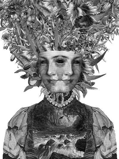 Dan Hillier: Metamorphosis from London   Egomonsters