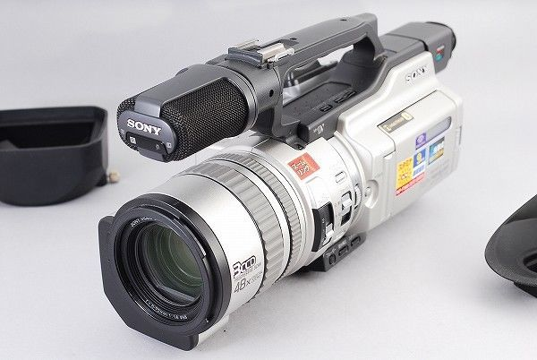 Sony DCR-VX2000 Digital Handy Camcorder [Excellent] Free Shipping From Japan