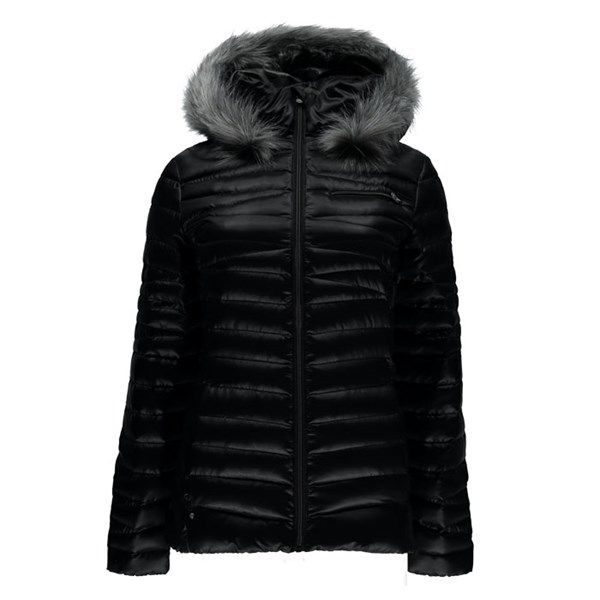 Spyder dish womens insulated ski jacket
