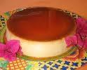 FLAN NAPOLITANO:   Ingredientes:   5 Huevos 1 Cucharadita de vainilla 1 Lata de leche condensada 1 paq. individual de queso philadelphia o fiorelo 1 lata de leche clavel Para el caramelo: 5 cucharas soperas de azúcar.   Preparación:   En una cacerola se derrite el azúcar hasta que se haga el caramelo ya que esta heccho se vierte en el molde para el flan, después se licuan todos los ingredientes y cuando estan listos se vacían al molde y se tapa con pael aluminio. Todo esto se coloca en una…