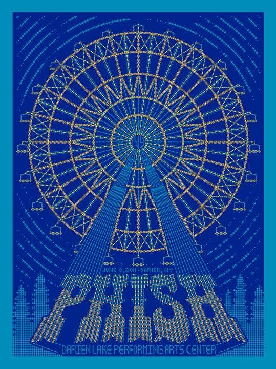 Phish Concert Tour