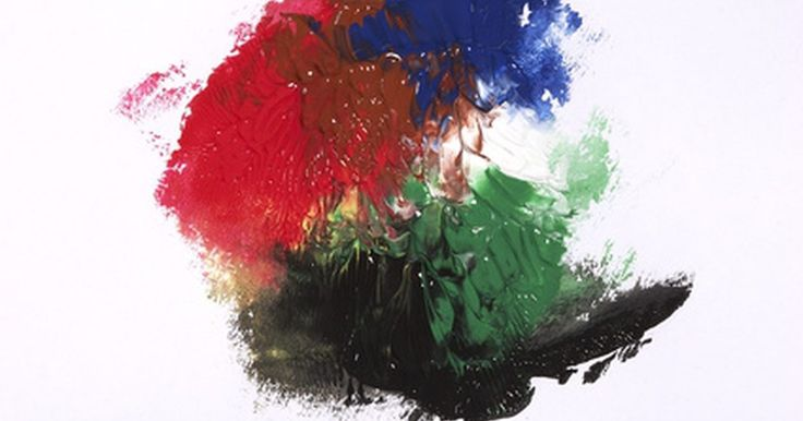 Como misturar a tinta verde. O verde é uma cor secundária que é criada pela mistura de duas cores primárias, o amarelo e o azul. Os pintores sabem que suprimentos custam caro e com a habilidade de misturar cores economizam dinheiro e ajuda na criação de obras de arte ricas e interessantes.