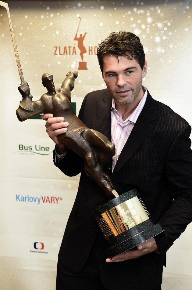 Jaromir Jagr Golden Stick Award  Czech Hockey