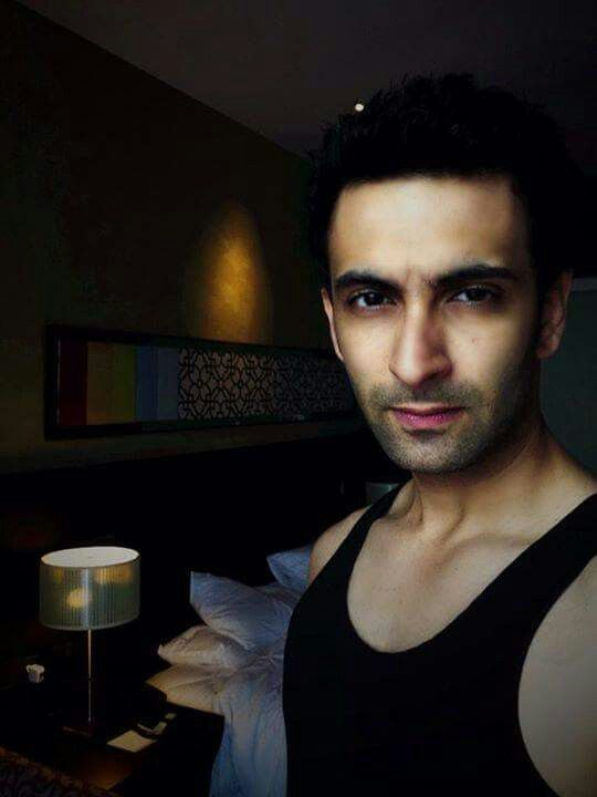 Nandish Sandhu at Hotel in Cape Town