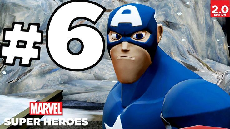 Disney Infinity 2.0 Marvel Super Heroes Gameplay ITA  #6 - Area d' Addes...