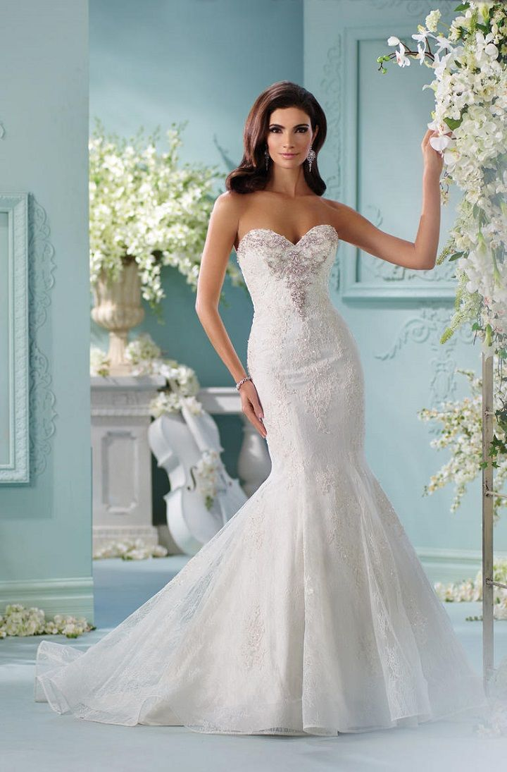 835 best David Tutera images on Pinterest   Wedding frocks, Short ...