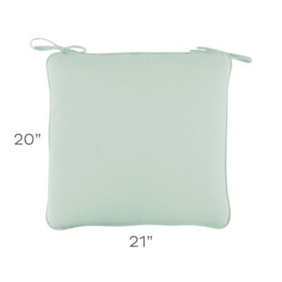 BALLARD DESIGNS  21' x 20' Replacement Cushion - G  49.00-69.00 various colors and types of material