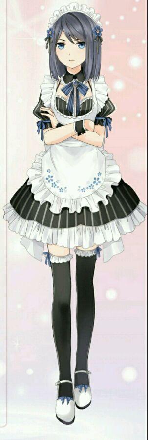 Manga tenu maid
