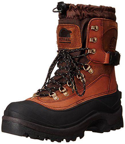love those Sorel Men's Conquest Boot
