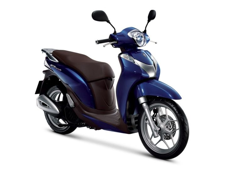 SH Mode by Honda about as cool as a scooter can get.