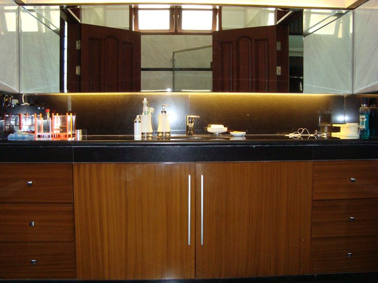 Bathroom Cabinet WASH Methods By Simple Luxury Interior Surabaya Indonesia